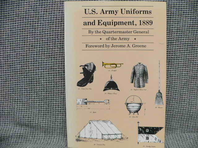 M120 U.S. Army Uniforms and Equipment, 1889