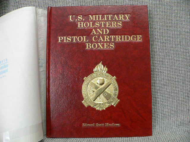 M135 U.S. Military Holsters & Pistol Cartridge Boxes