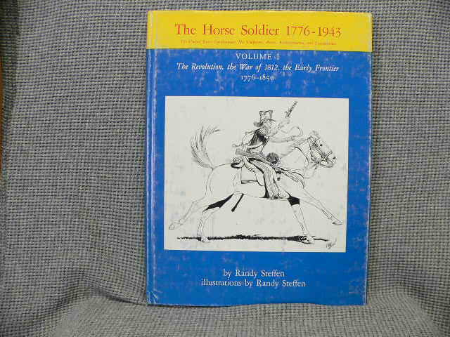 #M154 THE HORSE SOLDIER 1776 – 1943 Four Book Set