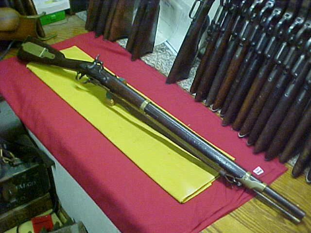 "#2086 Whitney Model 1841 ""Mississippi Rifle"", dated 1851"