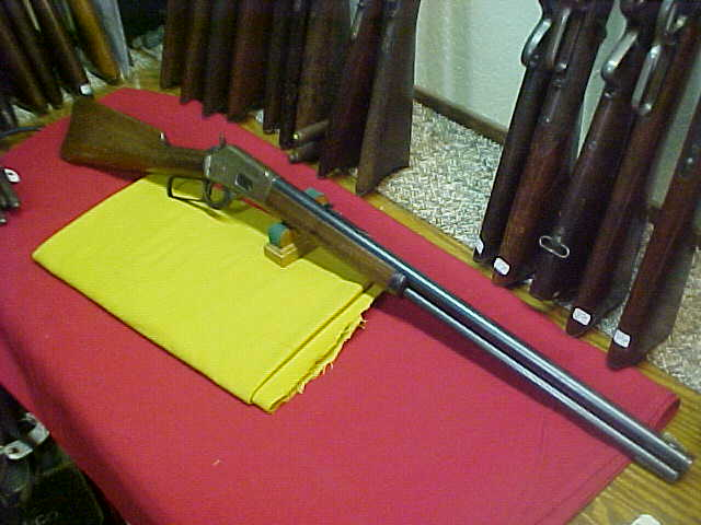 #4252 Marlin 1894 rifle, RBFMCB 38/40 with excellent bore