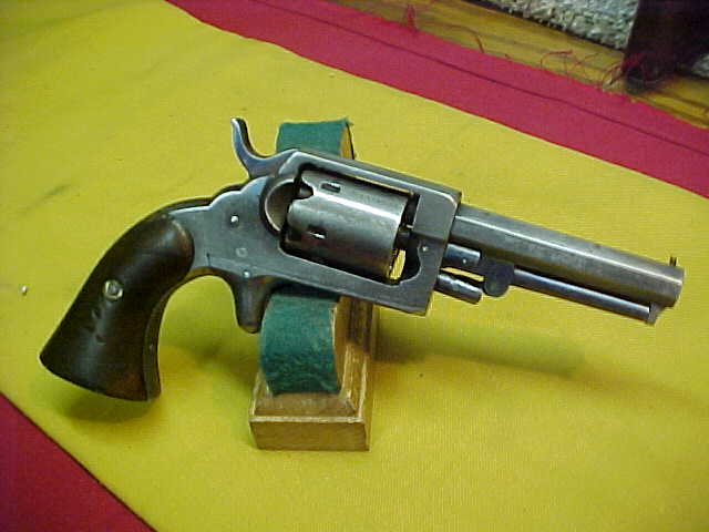 "#4559 ""Protection"" marked revolver, 3-1/4""x.28caliber"