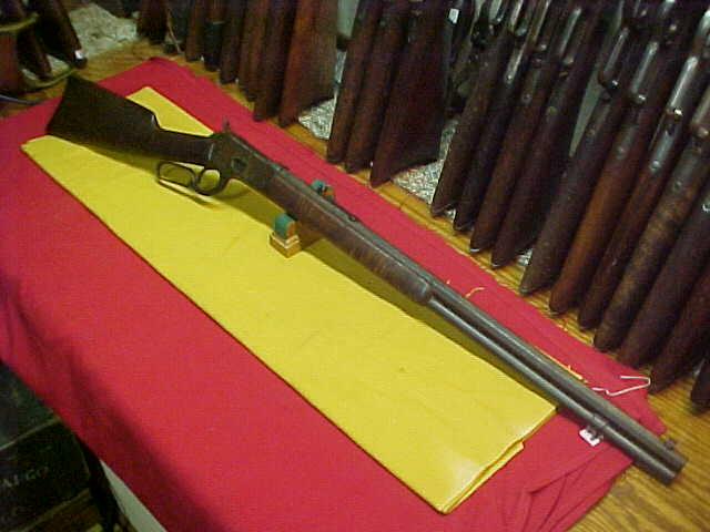 #4926 Winchester 1892 OBFMCB 44WCF Sporting Rifle, 9XXX serial range