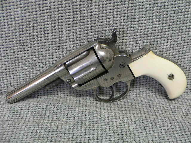 #150 Colt 1877 Lighting DA Shipped 1882