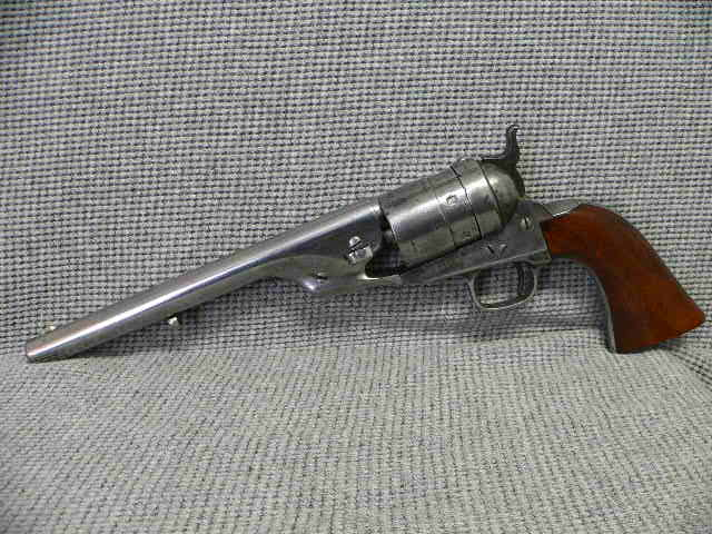 #787 Colt 1860 Army Conversion 44 Colt Caliber
