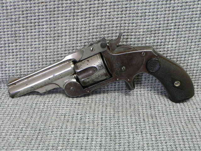 #856 Smith & Wesson First Model Baby Russian