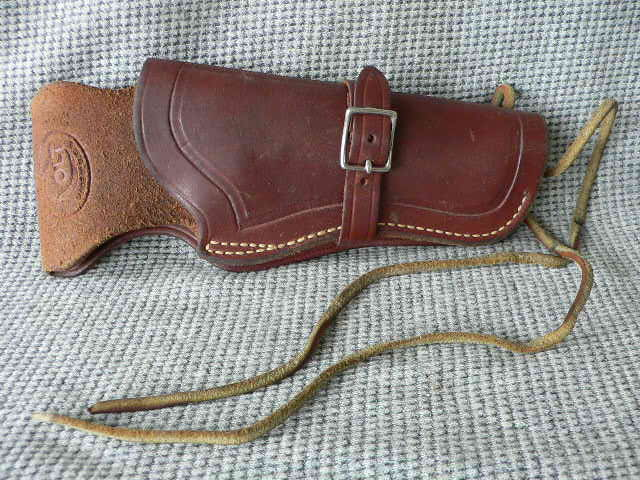 #M663 Colt  Original 22 Pacemaker and Scout  Holster
